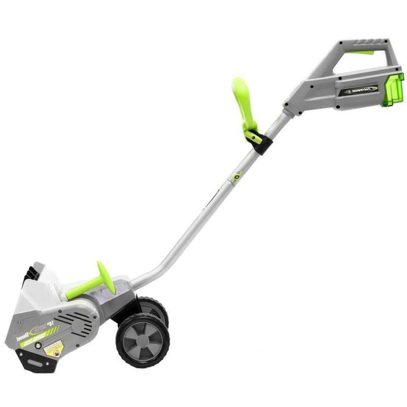 """Earthwise 16"""" Electric Snow Hassle"""