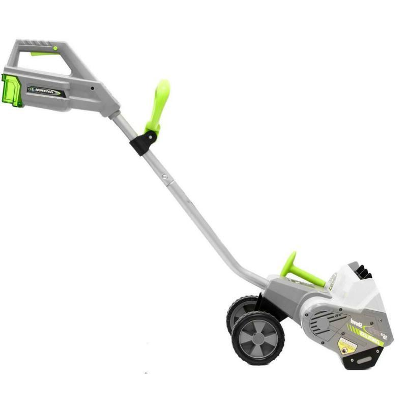 Earthwise Electric Blower Hassle Free Outdoors
