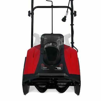 "18"" 1600W Blower Thrower Throws 30'"