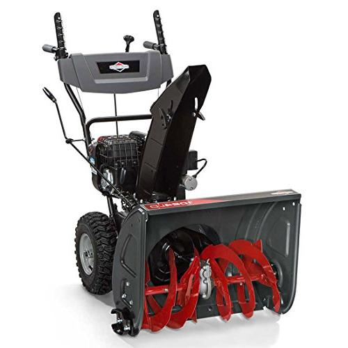 Briggs & Dual-Stage Snow Blower Start 208 Series