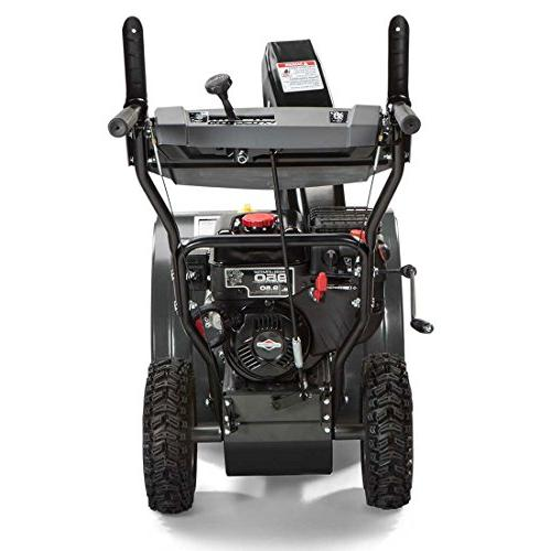 Briggs Dual-Stage Snow Blower Start and Series 1024