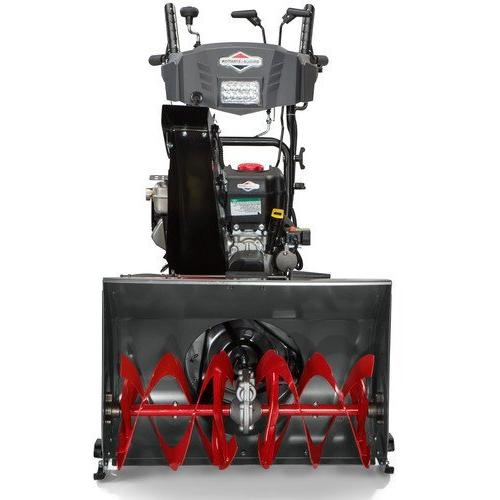 Briggs 1696619 250cc 27 Stage Medium-Duty Gas Thrower Electric Start