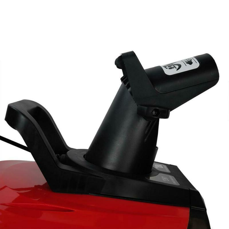 18 13 Corded Electric Snow Thrower