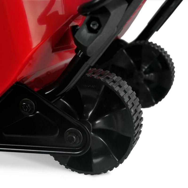 18 Corded Electric Snow Blower Thrower