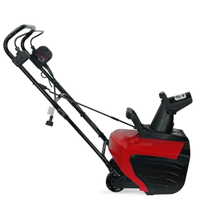 18 in. Amp Corded Snow Thrower