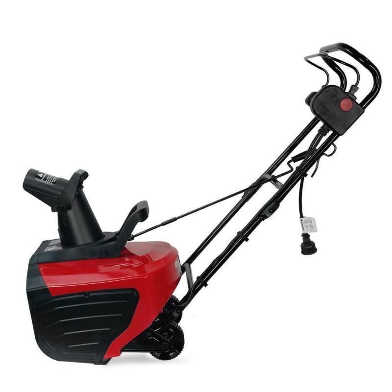 18 in. Corded Snow Thrower