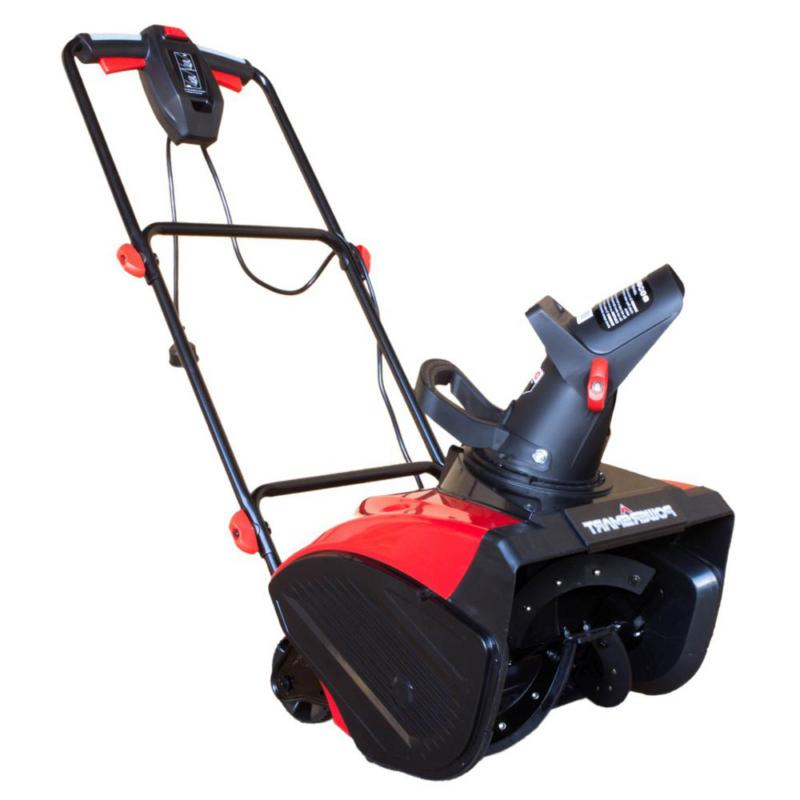 PowerSmart DB5017 18 in. 15 Amp Corded Electric Snow Blower