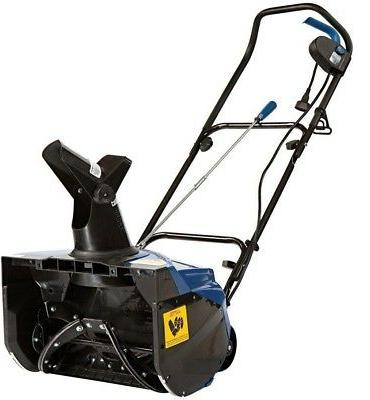 18 in. Corded Electric Single-Stage Snow Blower Equipment 15