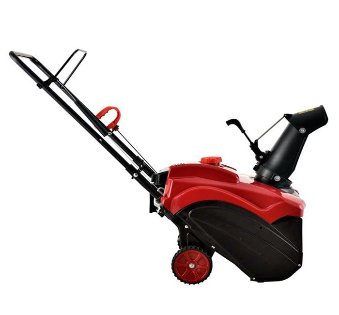 18 Single-Stage Electric Snow Blower/Thrower