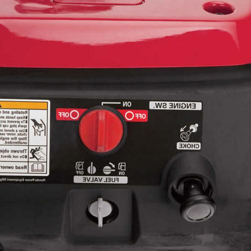 """Honda Power 20"""" Blower Control and"""