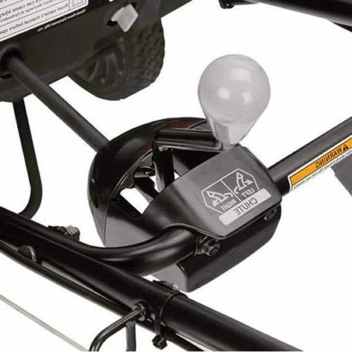 "Honda Equipment 20"" Blower with Dual Chute Control"