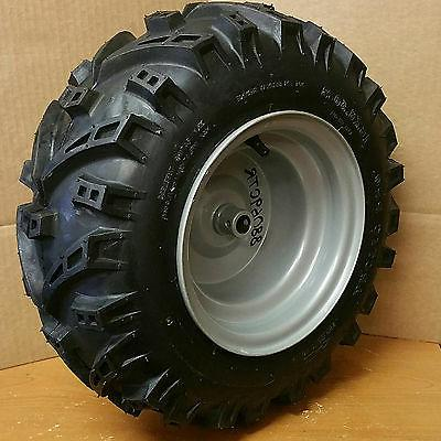 2) TIRE WHEEL ASSEMBLY Snow