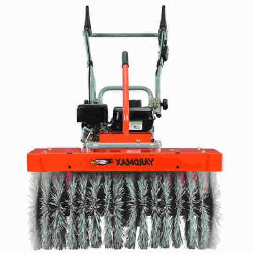 YARDMAX 208cc Power Brush