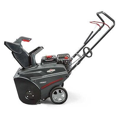 Briggs Stratton 22 Inch Gas Snow Thrower