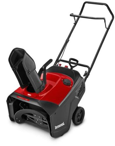 21 179cc single stage snow thrower st1153ep