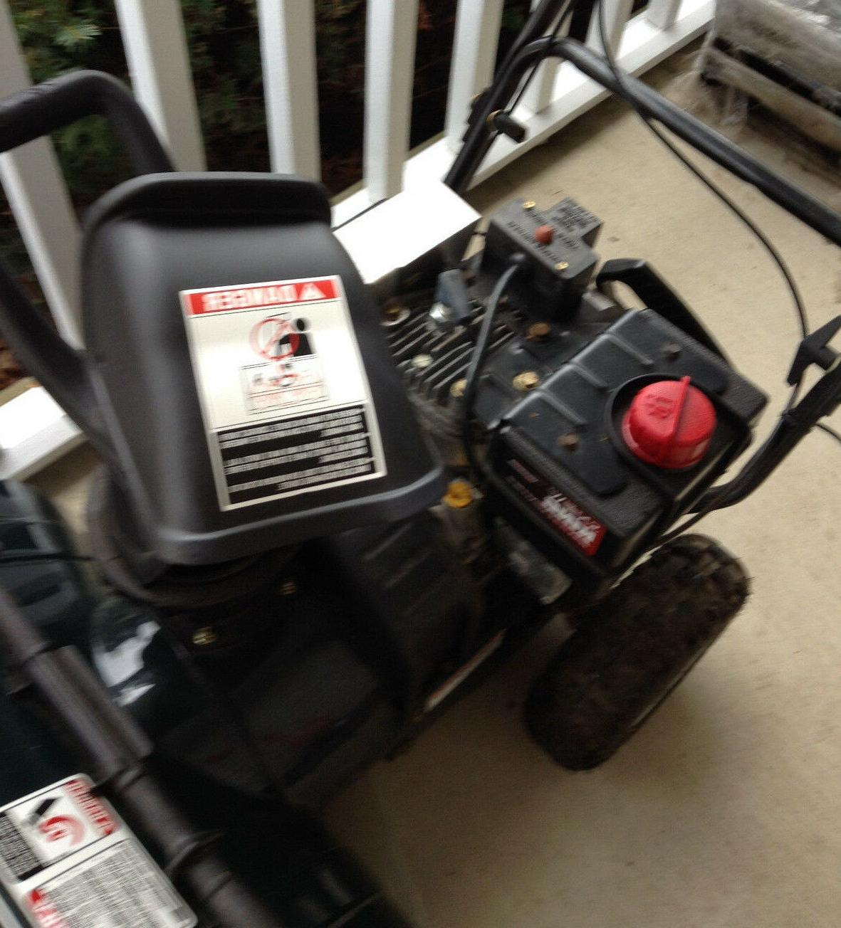 Craftsman 5.0 Snow Blower New