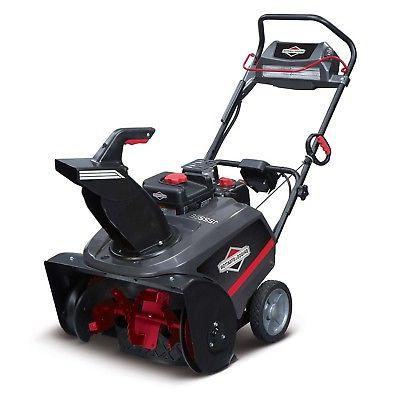 "Briggs & Stratton 22"" 250cc Single Stage Electric Start Gas"