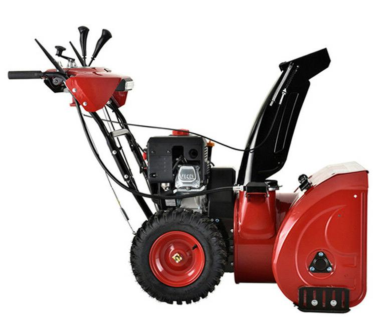 Amico Two-Stage & Start Gas Snow New