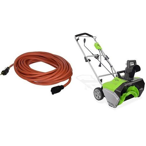 2600202 corded snow thrower