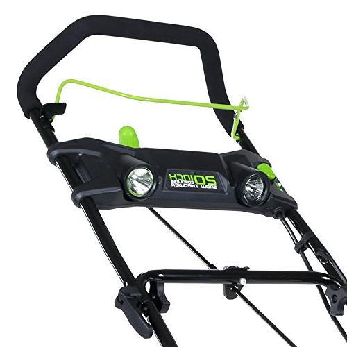 Greenworks Pro 80V Cordless Lithium-Ion in. Snow Kit