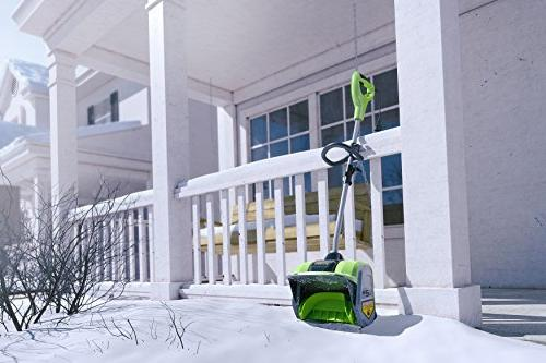 Greenworks Corded Shovel