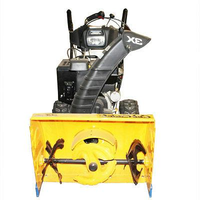 28 3 stage snow thrower 357cc ohv