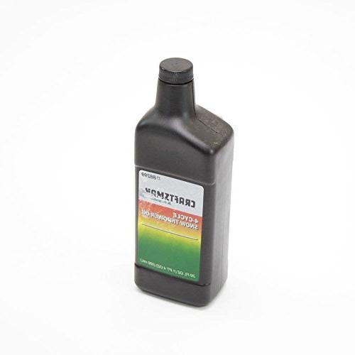 49028 snowblower engine oil