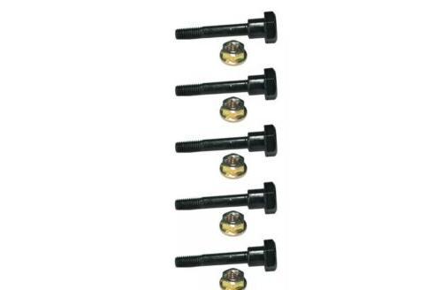 5 shear pins and bolts for honda