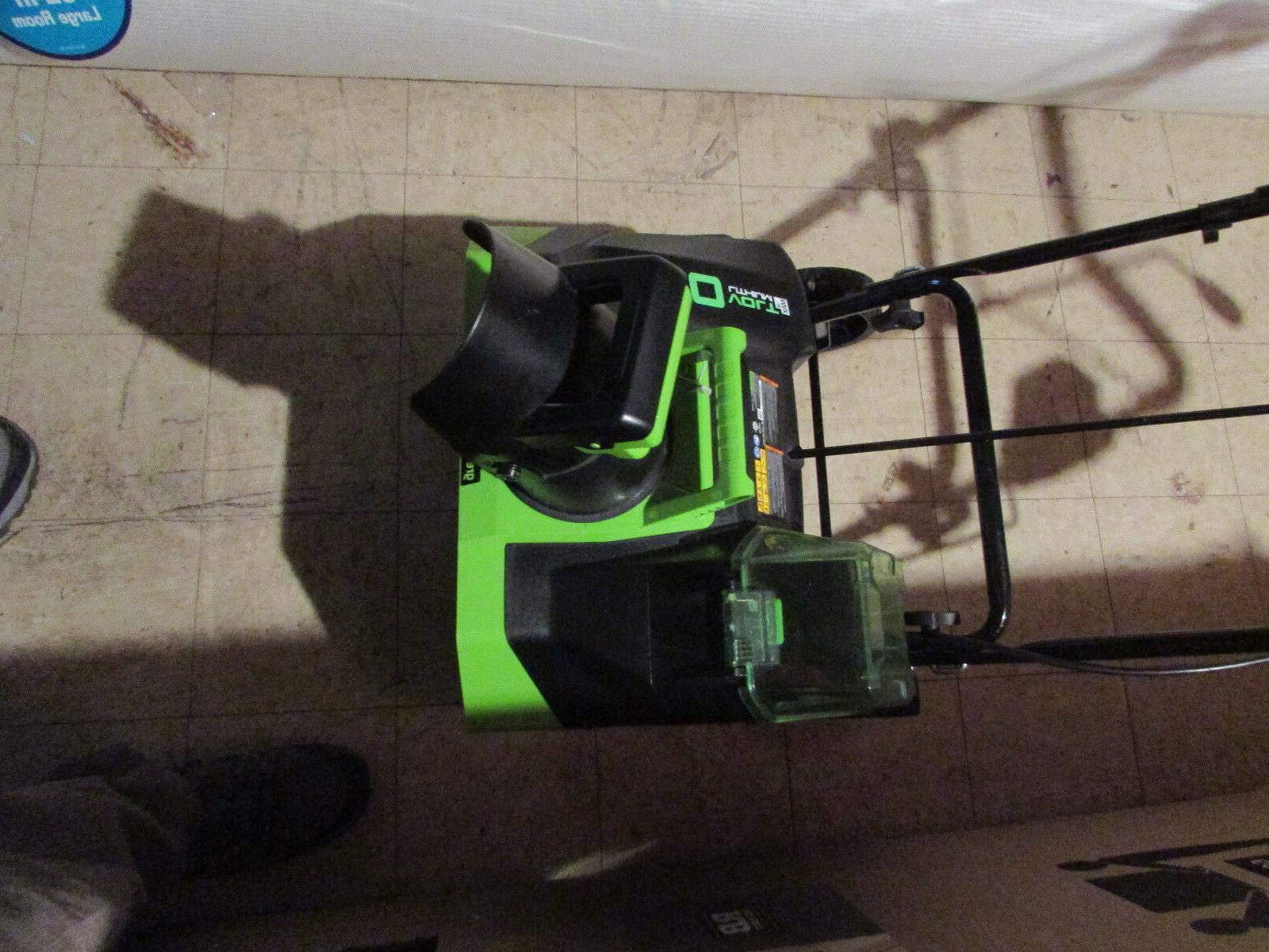 Greenworks Cordless Electric