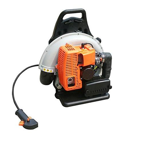 NOPTEG Professional 65CC Handheld Backpack Garden Petrol Blower Blower