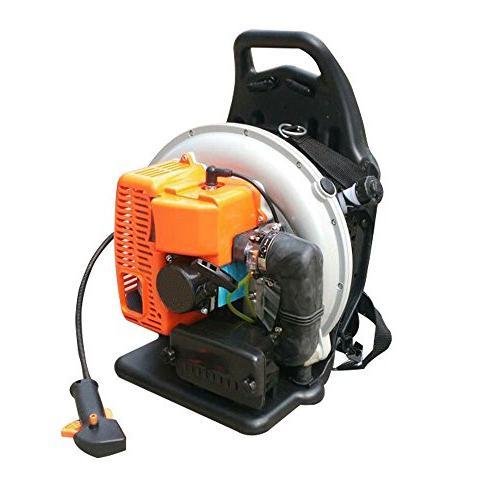 NOPTEG Professional Handheld Backpack Garden Petrol Outdoor Blower