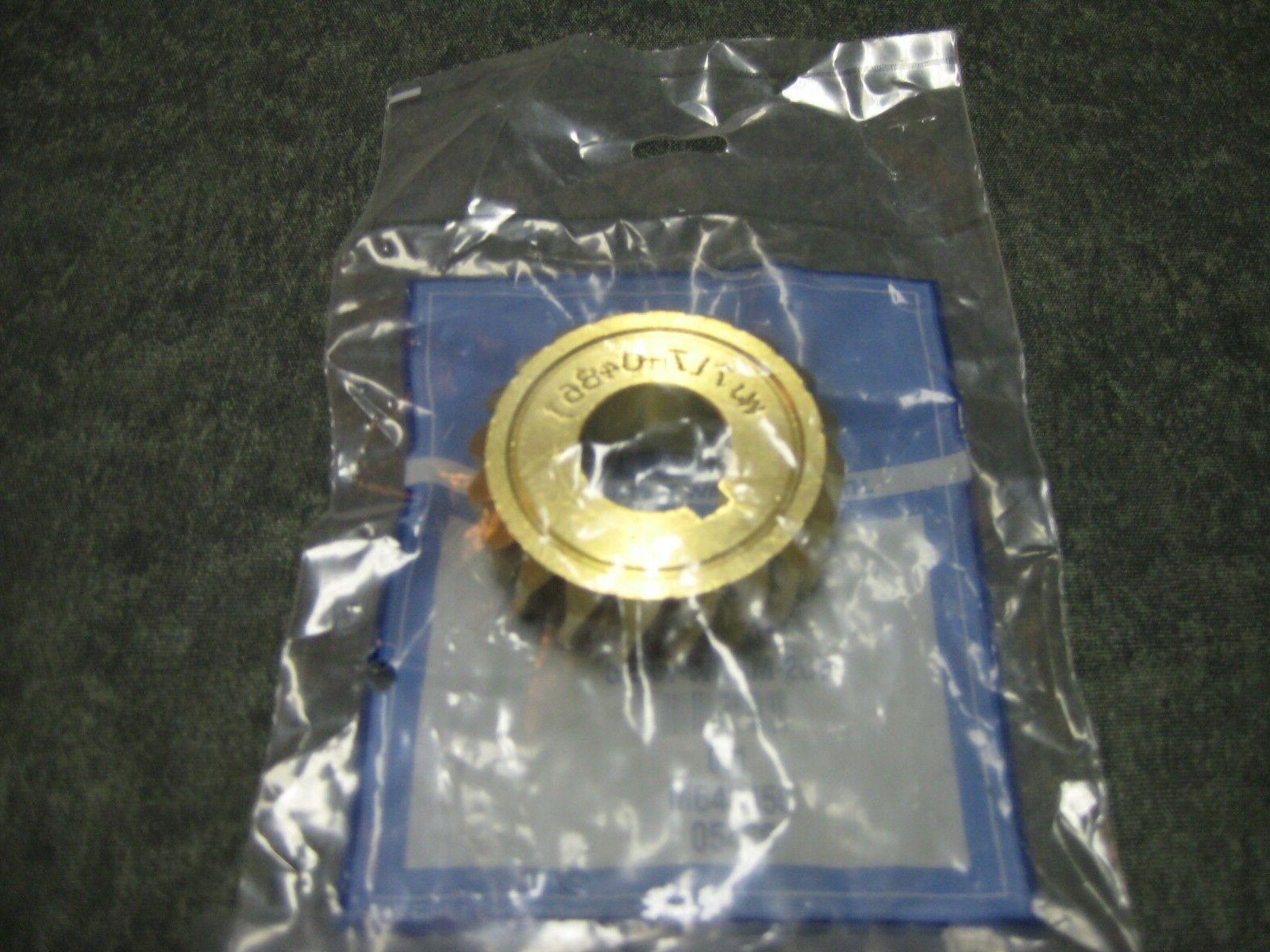 917 04861 snow blower 20t worm gear