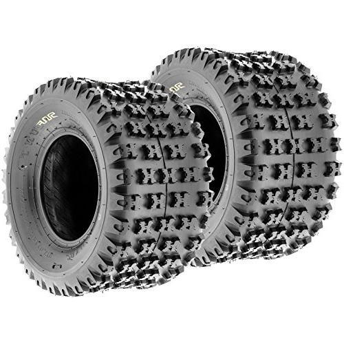 Set of 2 SunF A031 Sport-Performance ATV/UTV Tires 20x11-9,