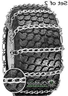 Snowblower Tire Chain 410-350-6, 410X350X6, 12.25-3.50, 12.2