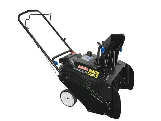agt1421 single stage snow blower