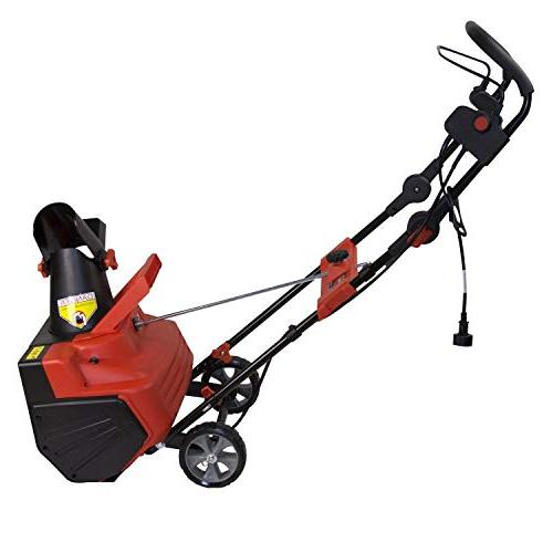 All Power America Electric Snow 18-Inch