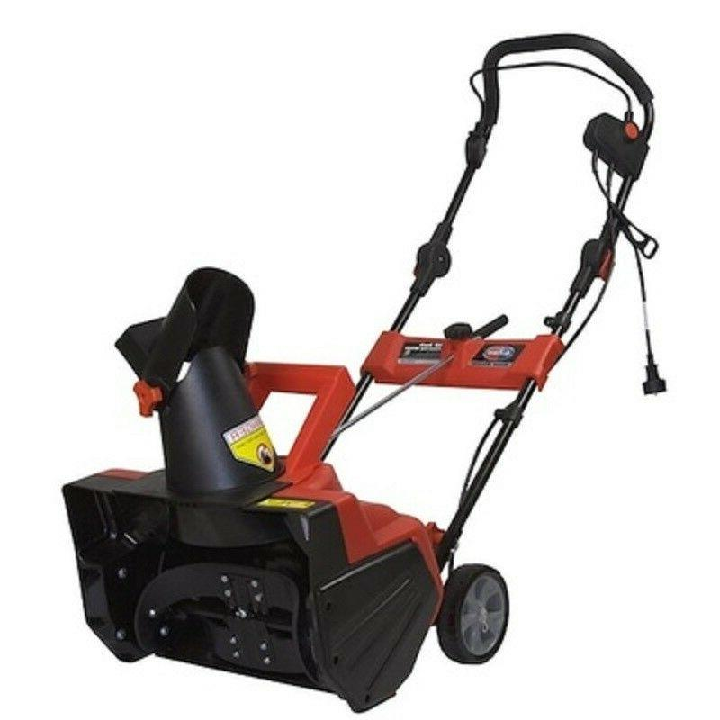 ap sb1810e electric snow blower