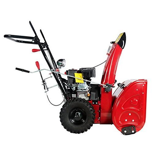 Amico AST-24 Stage Snow Blower/Snow Thrower,