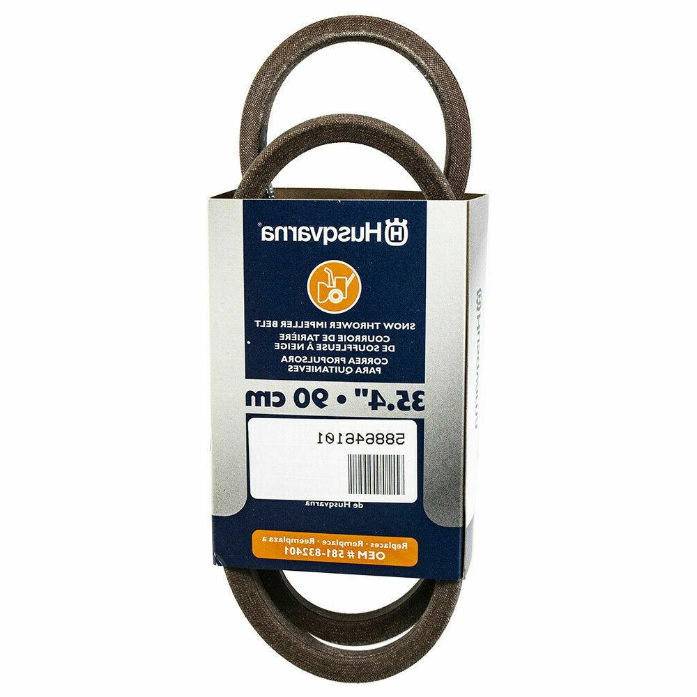 brand new impeller belt for snow blower