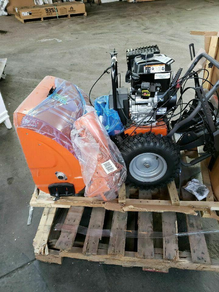 Brand New Husqvarna 230P 2-stage Gas Snow Blower Self-propelled