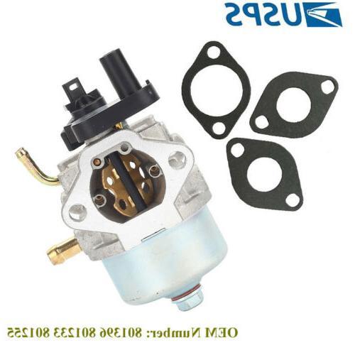 Carburetor & Stratton 801396 801255 Blower