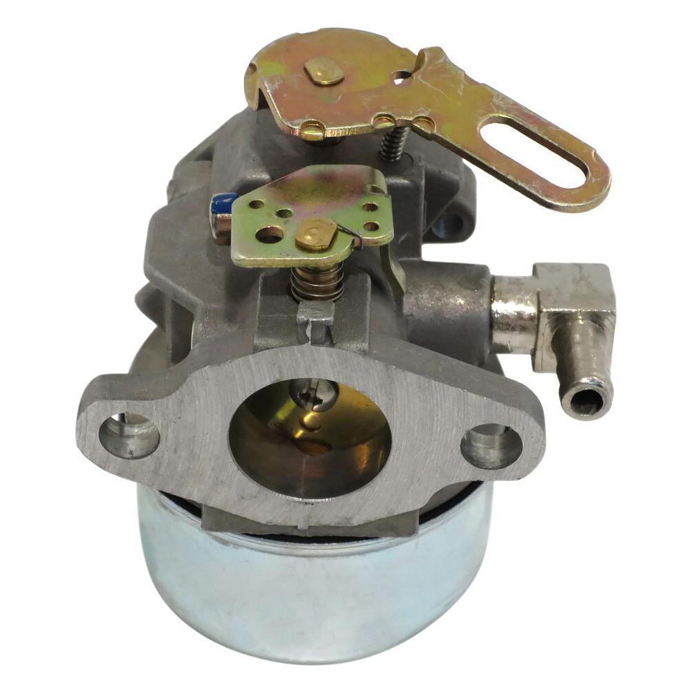 Carburetor <font><b>Blower</b></font> Thrower Carb Tecumseh 640084 for 640084A 632107 632107A Small Mower Generator