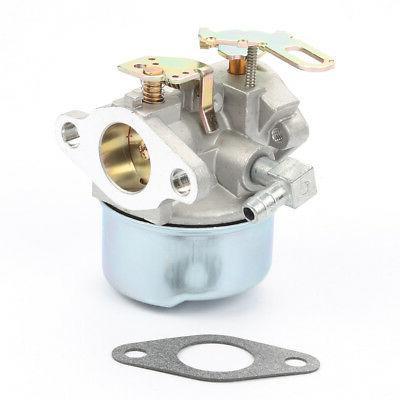 Carburetor For Tecumseh MTD 632107 Snow Blower Kit Carb