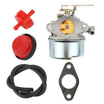 carburetor for tecumseh 5hp mtd 632107a 632107