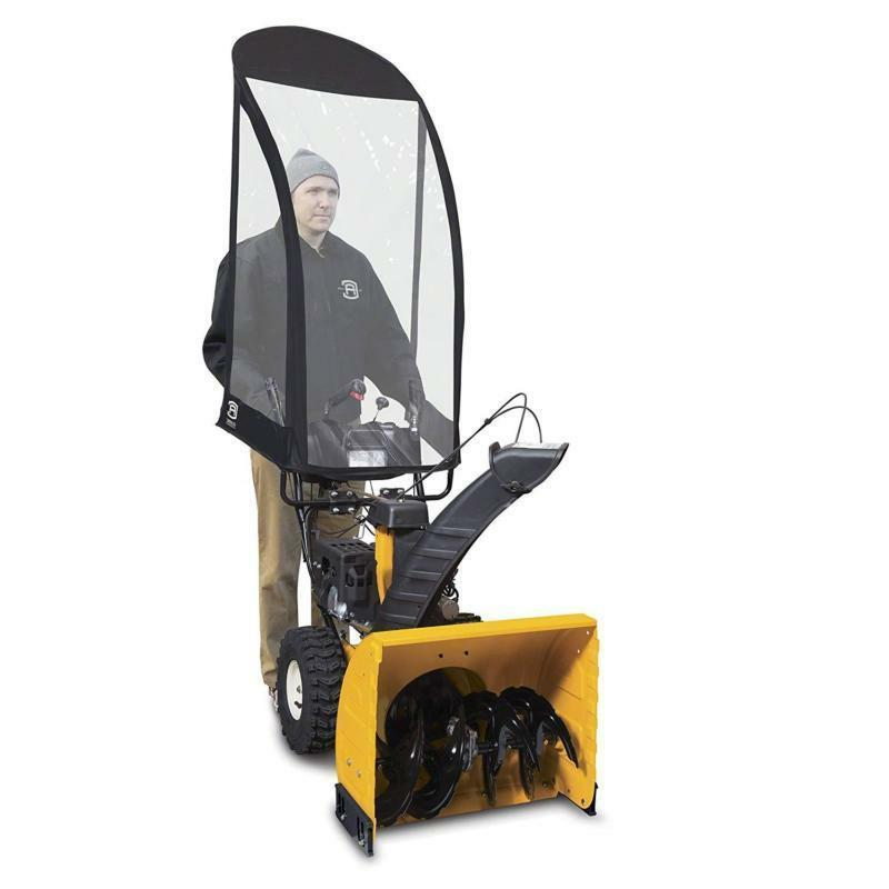 Classic Accessories 52-086-010401-00 2-Stage Thrower Cab