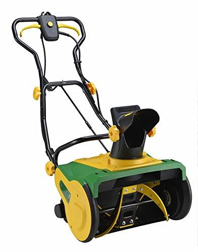corded electric snow thrower blower