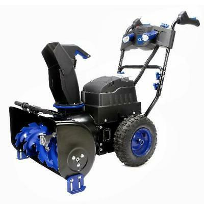 Cordless 2 Blower Volt 4-Speed Electric Driveway