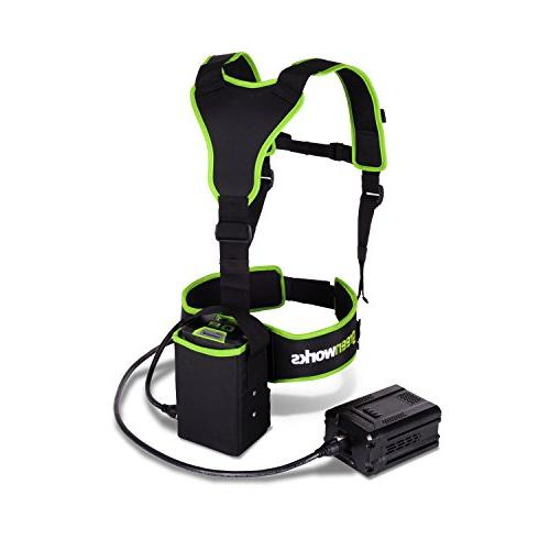 Greenworks PRO 80V Cordless Battery Waist Pack BH80A00