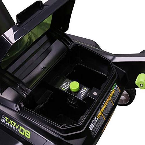 Greenworks 22-Inch 80V Brushless Thrower, Snb403