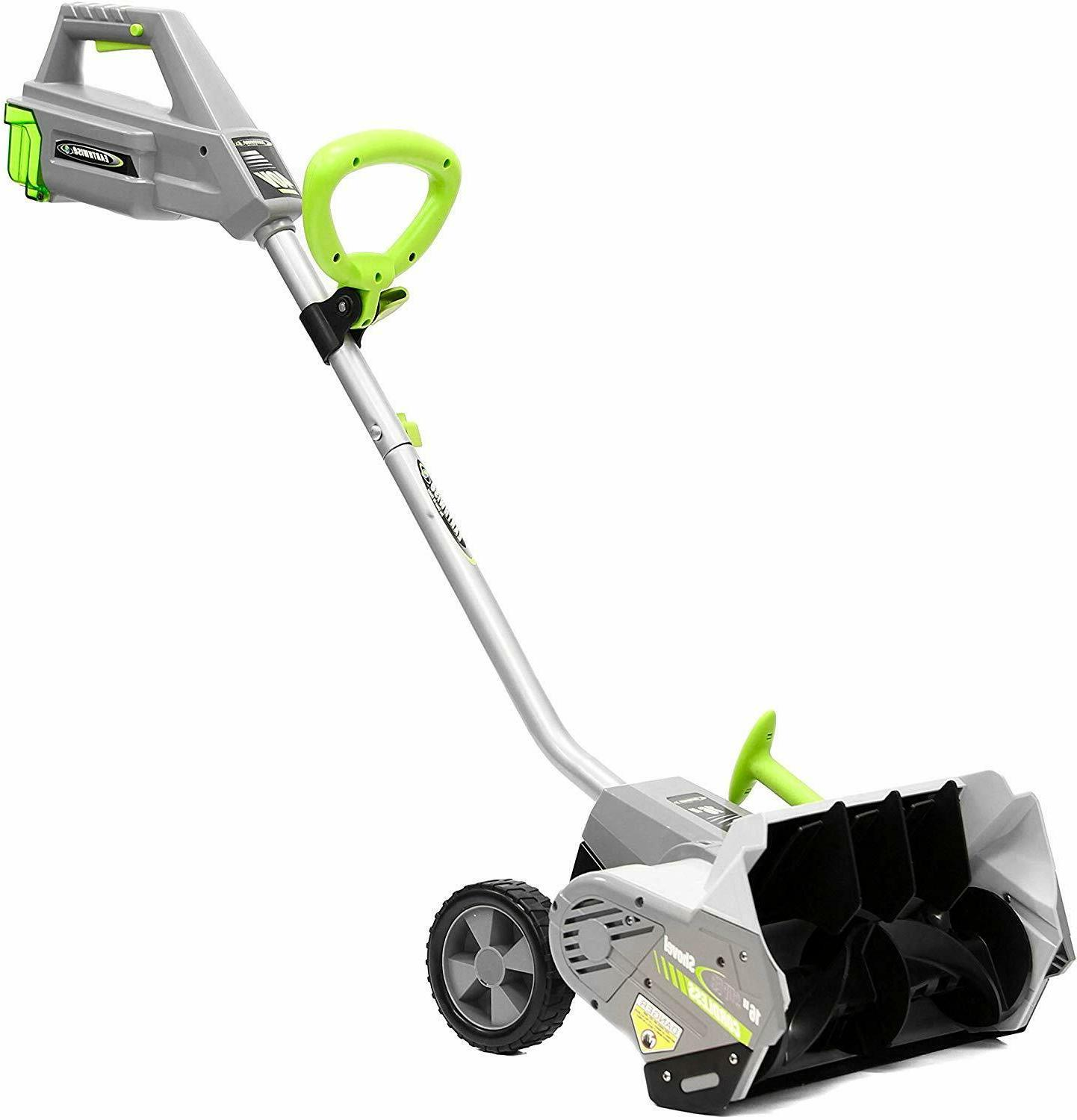 Earthwise Cordless Electric Snow Shovel 16 In. 300lbs/min